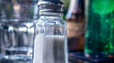 Benefits of using salt to kill weeds.